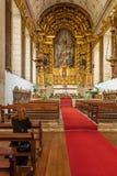 Frau, die im S betet Bento-Kloster Stockfoto