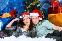 Frau und Ehemann Lizenzfreies Stockfoto