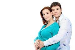 Frau und Ehemann Stockfotos