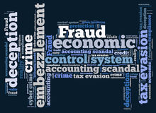 fraud Fotos de Stock