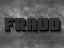 Fraud Stock Photo