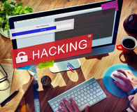 Fraud Hacking Spam Scam Phising Concept Stock Photos