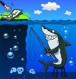 Fraud illustration Royalty Free Stock Photos