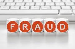 Fraud Stock Image
