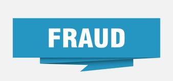 fraude ilustración del vector