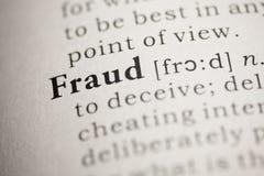 fraude photo libre de droits
