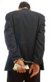 Fraude d'affaires Photographie stock libre de droits