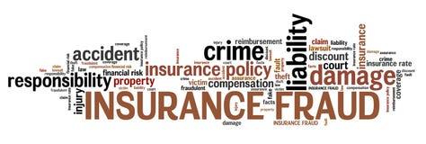 Fraude del seguro libre illustration