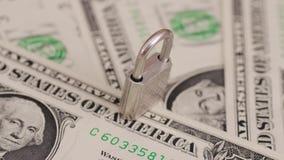 Fraudes financieros almacen de metraje de vídeo