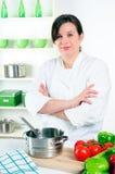 Frauen-Chef Stockbild