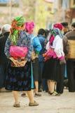 Frauen der ethnischen Minderheit lizenzfreie stockfotos