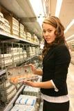 Frauen-Einkaufen Lizenzfreies Stockfoto