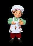 Frauen-Elf-Kochen lizenzfreies stockfoto