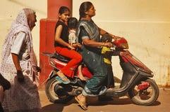 Frauen-Ermächtigung Stockbild