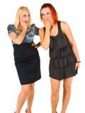 Frauen-Geheimnisse Stockbilder