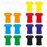 Frauen-Hemd Stockfoto