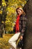 Frauen im Park Lizenzfreies Stockfoto
