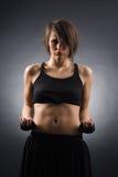 Frauen im Sport Lizenzfreie Stockfotos