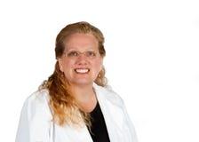 Frauen-Krankenschwester-Praktiker-Doktor Lizenzfreies Stockbild