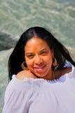 Frauen-Lächeln Lizenzfreie Stockfotos