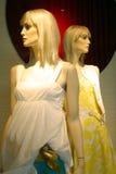 Frauen-Mannequin Lizenzfreie Stockbilder