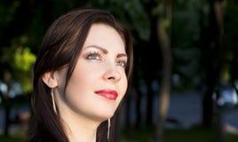 Frauen-Portrait Lizenzfreie Stockfotos
