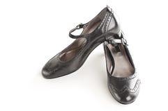 Frauen-Schuhe Stockfotos