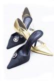 Frauen-Schuhe Stockbilder