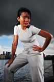 Frauen in Sport 7 Stockbilder