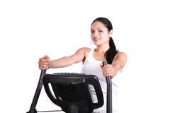 Frauen-Trainieren Stockbild
