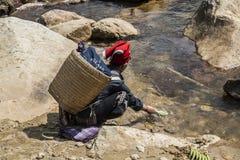 Frauen in Vietnam Lizenzfreies Stockbild