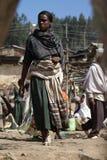 Frauen von Äthiopien Lizenzfreies Stockfoto