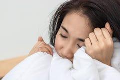 Frauen wachen auf Lizenzfreie Stockfotografie