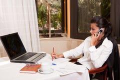 Frauenarbeit Lizenzfreie Stockfotos