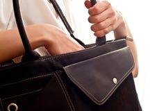 Frauenbeutel Lizenzfreies Stockfoto