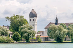 Frauenchiemsee Royalty Free Stock Photos