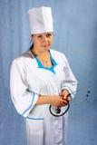 Frauendoktor Lizenzfreie Stockbilder