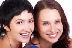 Frauenfreunde Lizenzfreie Stockfotos