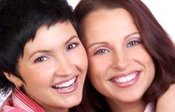 Frauenfreunde Lizenzfreie Stockfotografie