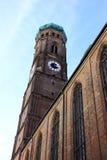 Frauenkirche, Μόναχο, Γερμανία Στοκ Φωτογραφίες