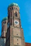 Frauenkirche, Μόναχο Γερμανία Στοκ Εικόνα