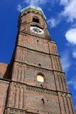 Frauenkirche, Μόναχο Στοκ Εικόνα