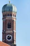 Frauenkirche στο Μόναχο, Γερμανία Στοκ Εικόνες