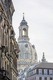 frauenkirche Германия dresden стоковая фотография