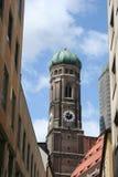 Frauenkirche Image libre de droits
