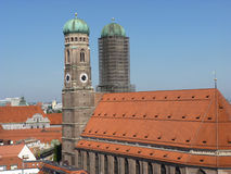 Frauenkirche Royalty Free Stock Photo