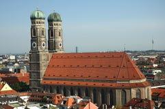 Frauenkirche Stock Photography