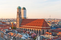 Frauenkirche Royalty Free Stock Photography