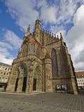 frauenkirche Στοκ εικόνες με δικαίωμα ελεύθερης χρήσης