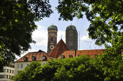 Frauenkirche Images stock